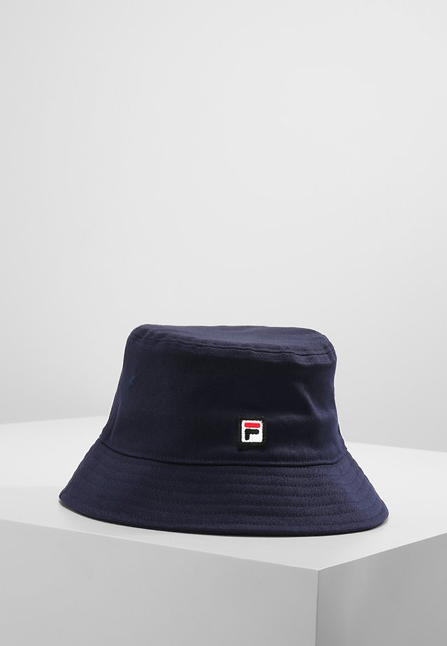 BUCKET HAT - Sombrero - black iris