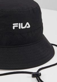 Fila - FISHING BUCKET HAT - Hat - black - 2