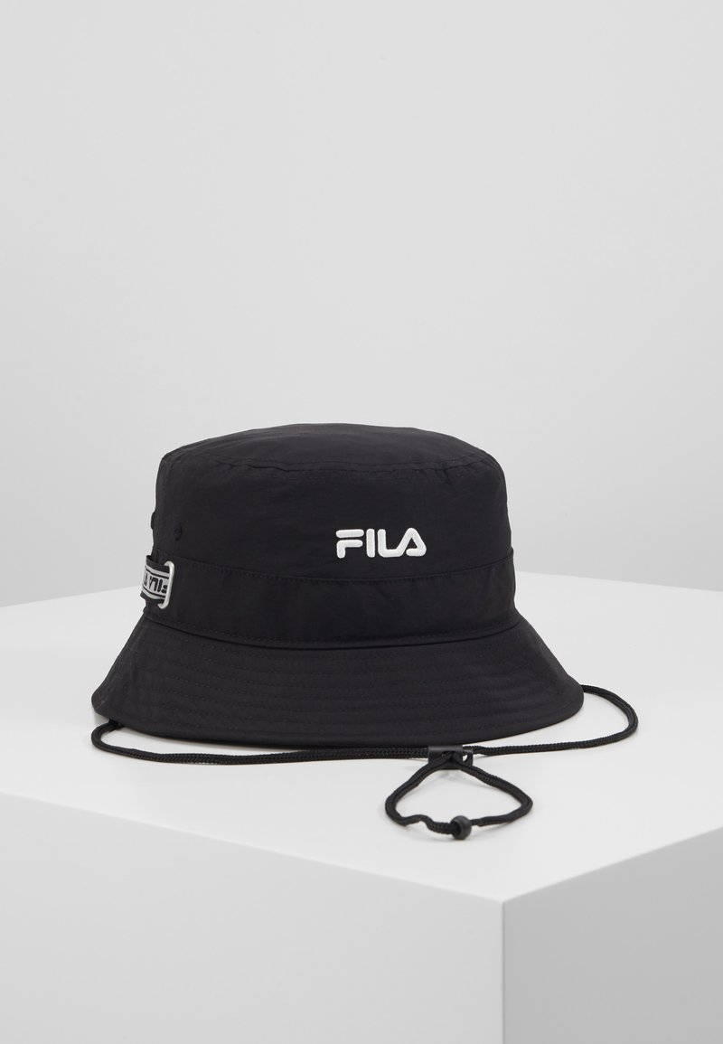 Fila - FISHING BUCKET HAT - Hat - black