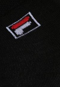 Fila - 6 PACK - Socks - black - 1