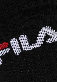 Fila - 6 PACK - Chaussettes - black - 1