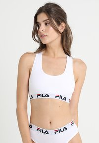 Fila - URBAN BRA - Bustier - white - 0