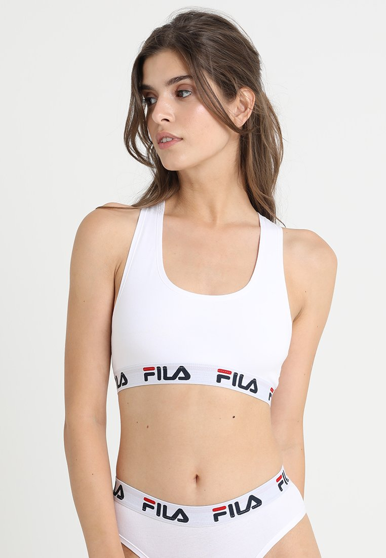 Fila - URBAN BRA - Top - white