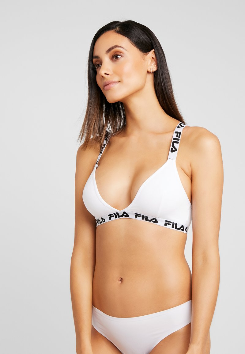 Fila - WOMAN BRA - Top - white