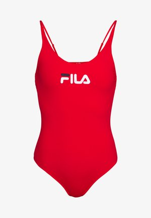 SAIDI - Swimsuit - true red