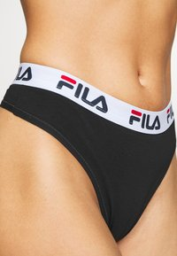 Fila - PERIZOMA DONNA 2 PACK - String - black - 4