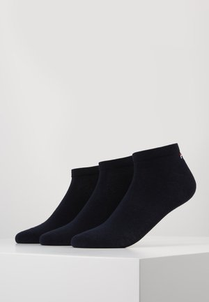 INVISIBLE 3 PACK - Sokken - navy