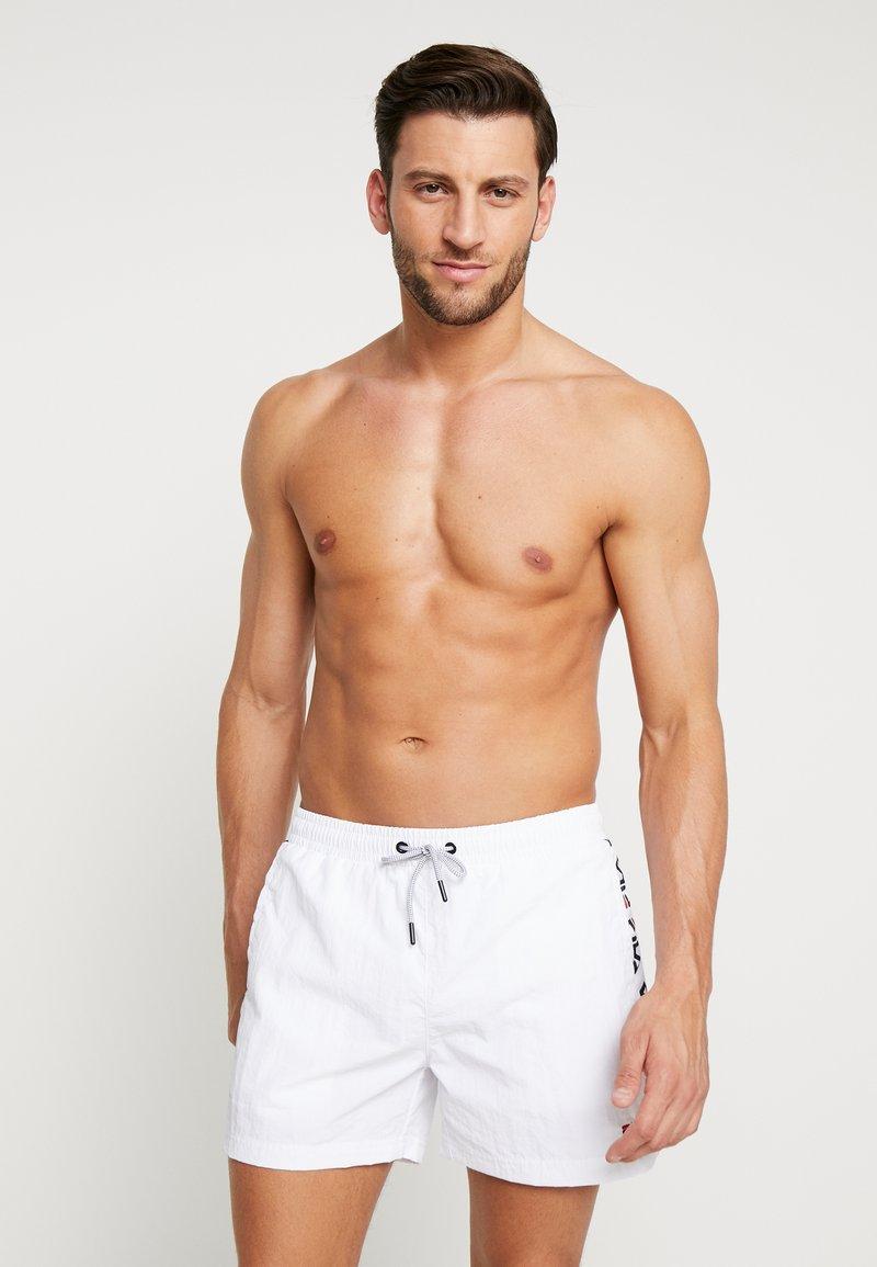 Fila - ME EY - Swimming shorts - bright white