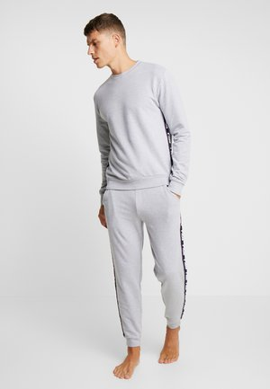 COMFORT BRUSHED ROUNDNECK - Pyjamas - grey