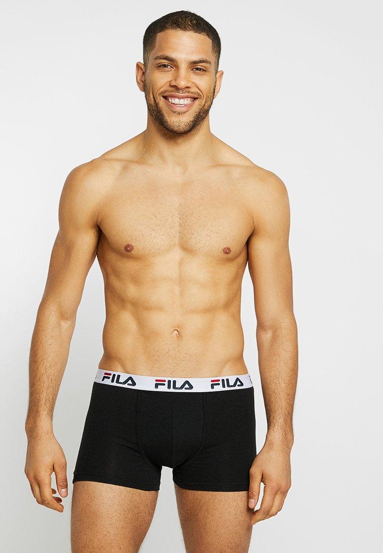 Fila - TRUNK 5 PACK - Pants - black