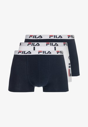 3 PACK TRUNK - Culotte - white/navy