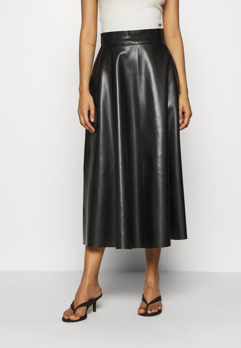 Freaky Nation - MARILIN - A-line skirt - black