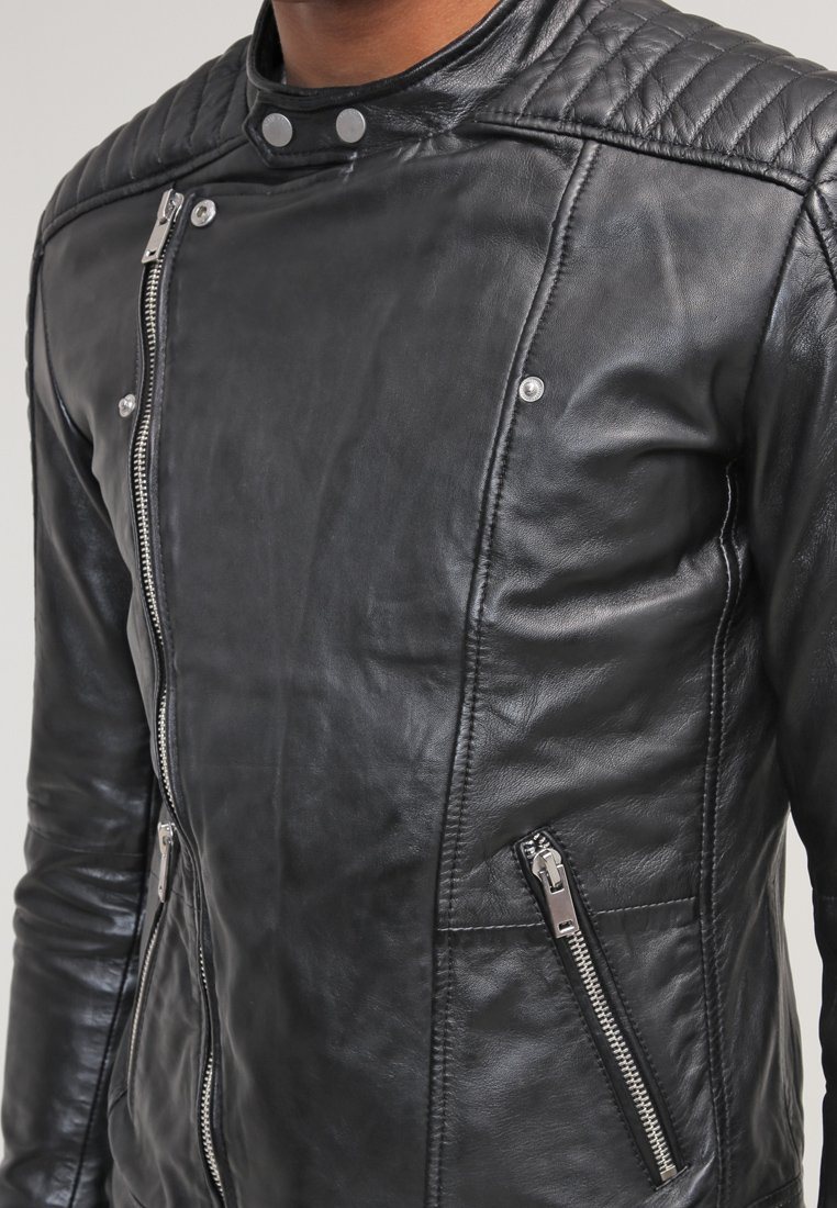 En Nation Black CrossoverVeste Freaky Cuir oCxBdre