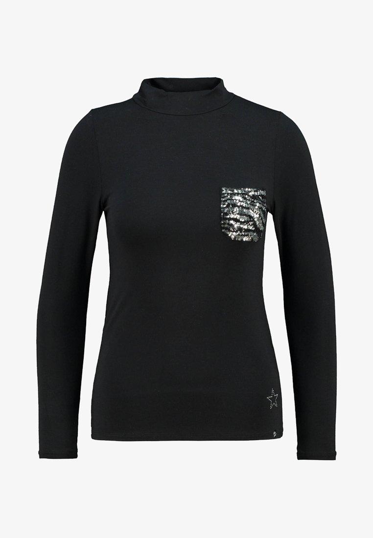 Key Largo - LUISE - Langarmshirt - black