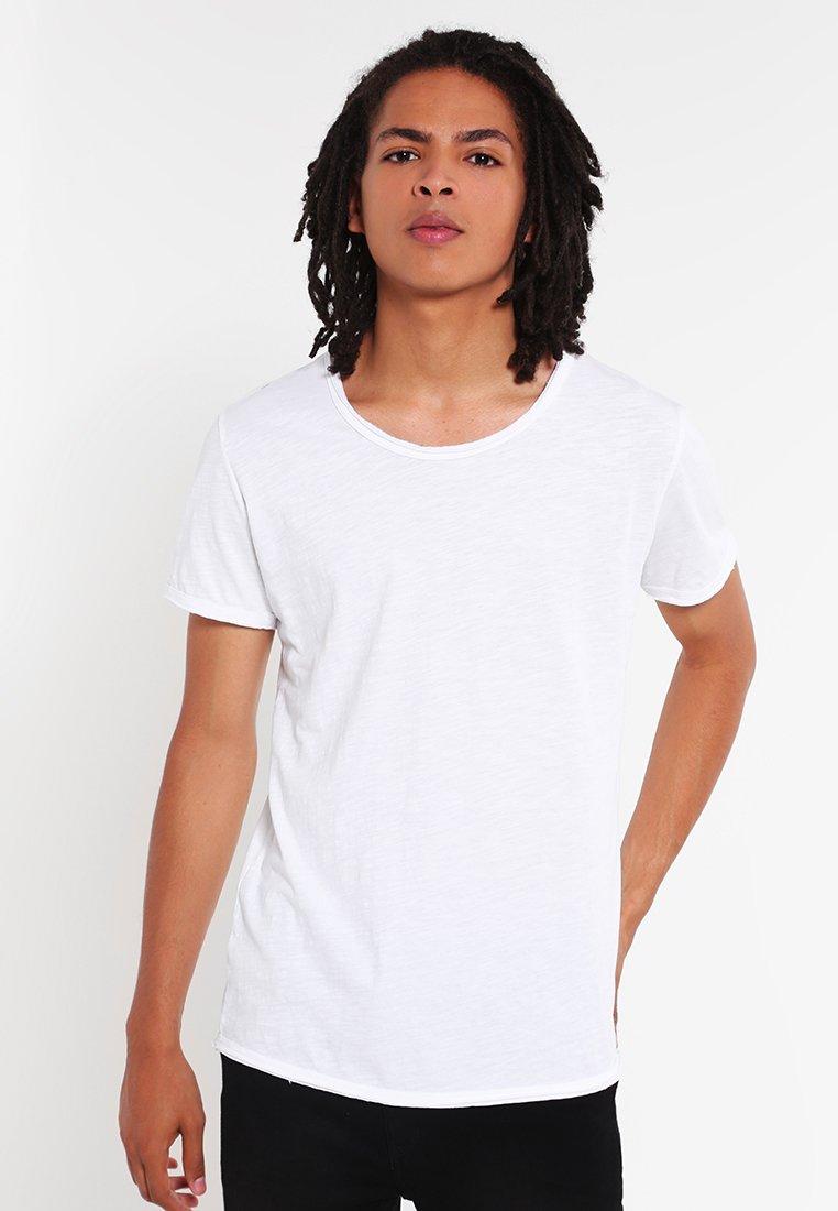 Key Largo - BREAD - T-Shirt basic - white