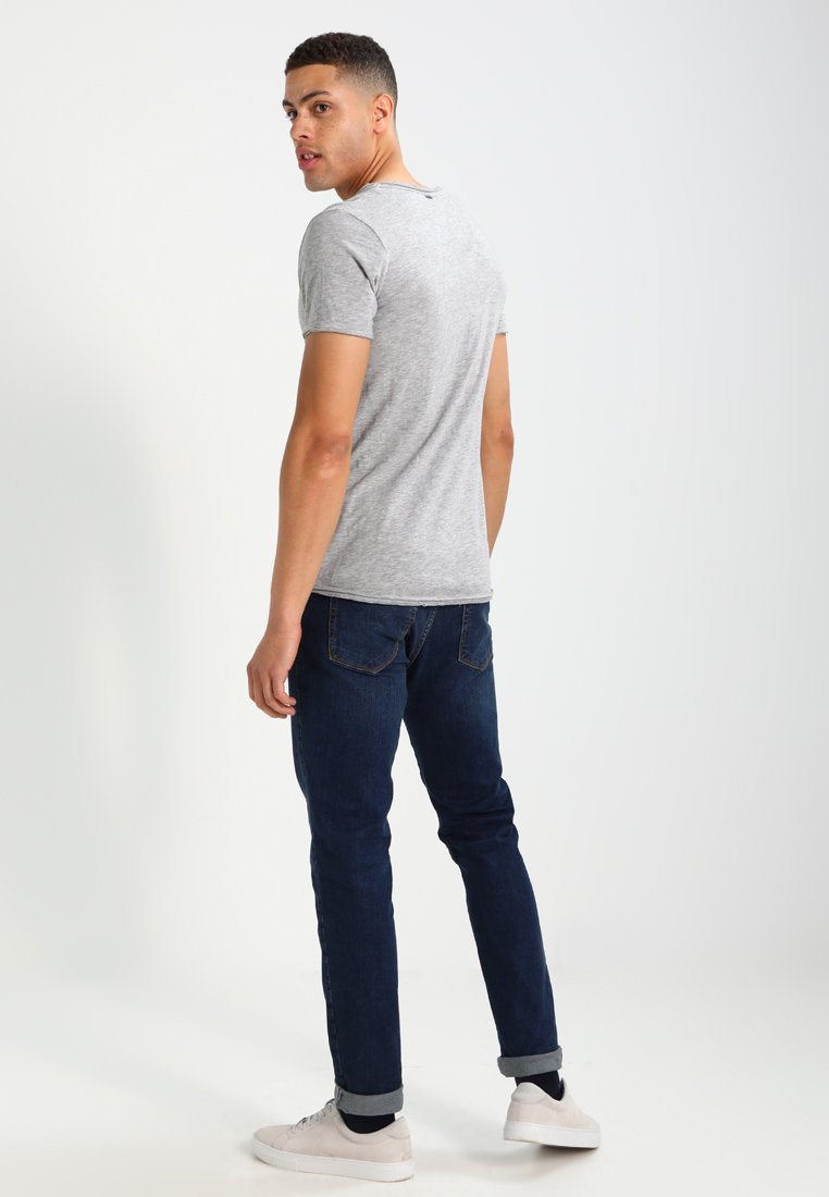 basic Shirt Largo BREADT silber Key XOTlwZiPku
