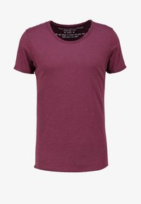 Key Largo - T BREAD NEW - Basic T-shirt - dark red - 5