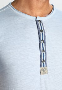 Key Largo - ARENA - T-shirt z nadrukiem - skyblue - 3