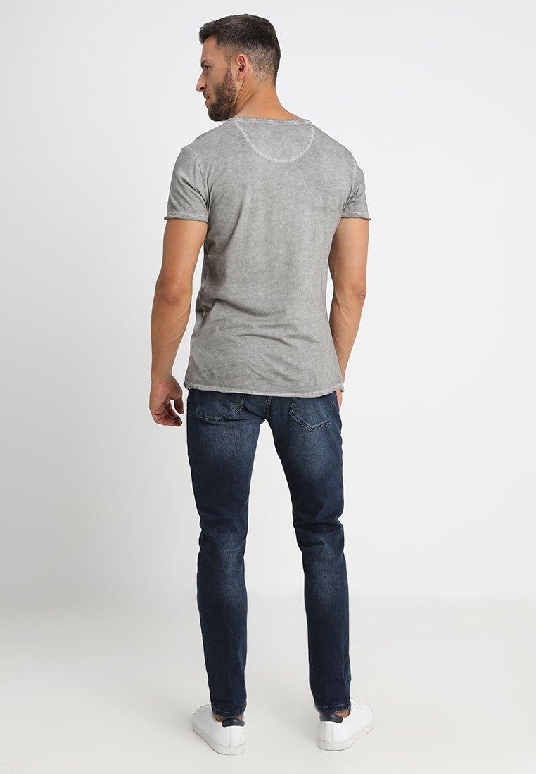 Silver Key Imprimé Indian Largo shirt SkullT HE9W2YID