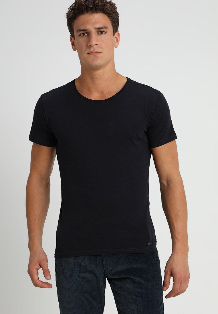 Key Largo - MILK - Basic T-shirt - navy