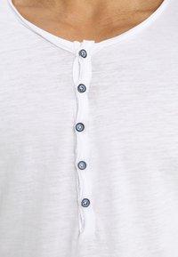 Key Largo - GINGER - Long sleeved top - white - 3