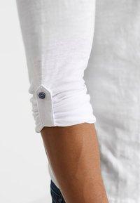 Key Largo - GINGER - Long sleeved top - white - 5