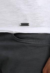 Key Largo - CHEESE - Bluzka z długim rękawem - white - 3