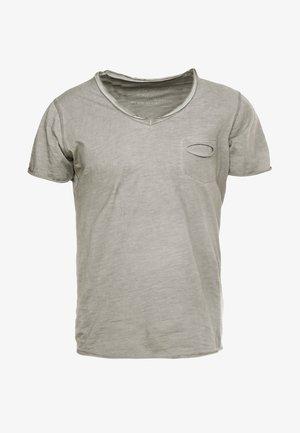 DO NOT USE - T-shirt z nadrukiem - silver