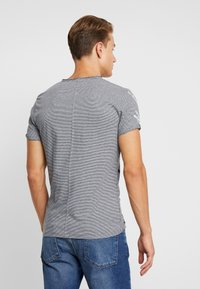 Key Largo - FORCE BUTTON - T-shirt imprimé - blue - 2