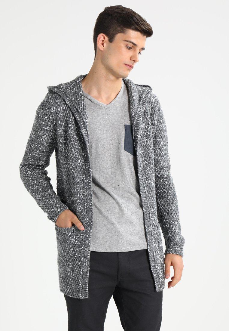 Key Largo - BRANDO - Vest - grey