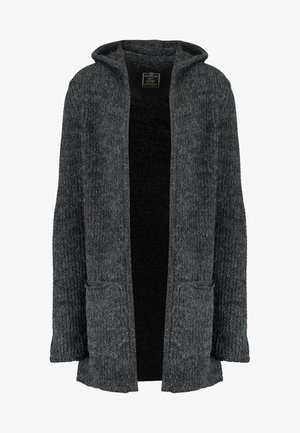 BUDDY - Cardigan - anthracite