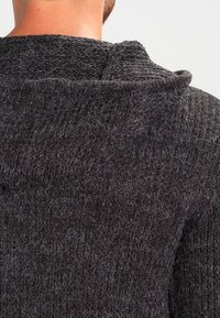 Key Largo - BUDDY - Strikjakke /Cardigans - anthracite - 3