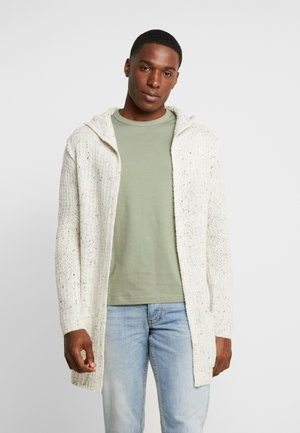 PITT JACKET LONG - Cardigan - offwhite