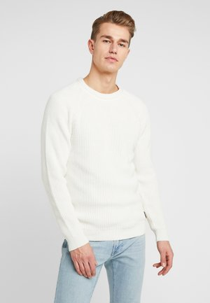 EMIL ROUND - Pullover - offwhite