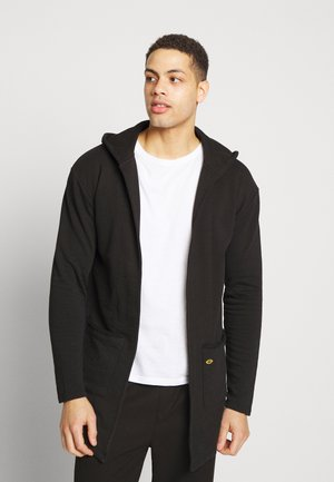 UNBELIEVABLE - Zip-up hoodie - black