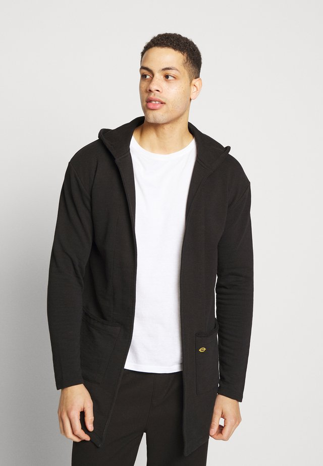 UNBELIEVABLE - Sweatjacke - black