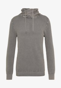 Key Largo - MST LECH TUBE - Sweter - grey - 3