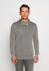 Key Largo - MST LECH TUBE - Sweter - grey - 0