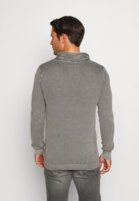 Key Largo - MST LECH TUBE - Sweter - grey - 2