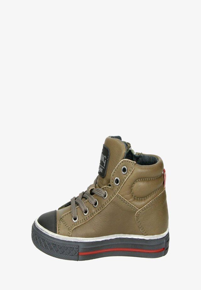 BRAVE  - Sneakers hoog - groen