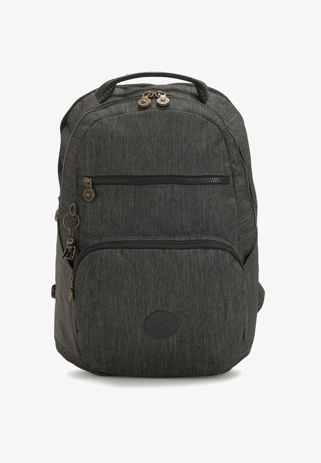 PEPPERY TROY - Rucksack - black indigo