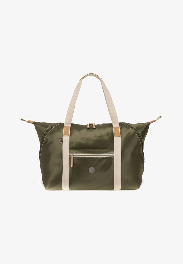 EDGELAND PLUS ART  - Holdall - elevated green