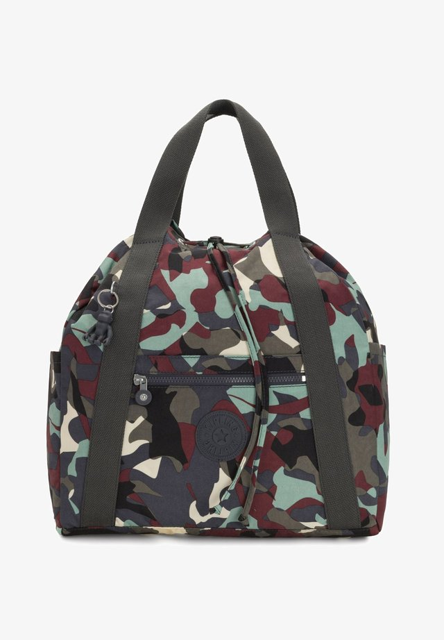 ART  - Rucksack - camo large light
