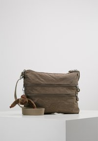 Kipling - ALVAR - Taška spříčným popruhem - beige - 0