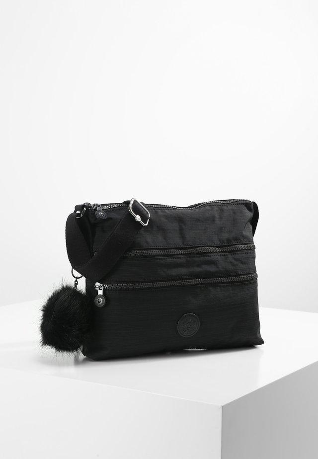 ALVAR - Skuldertasker - true dazz black