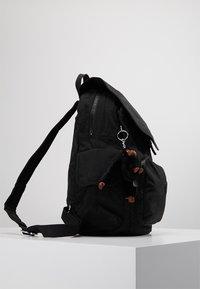 Kipling - CITY PACK L - Rugzak - true black - 3