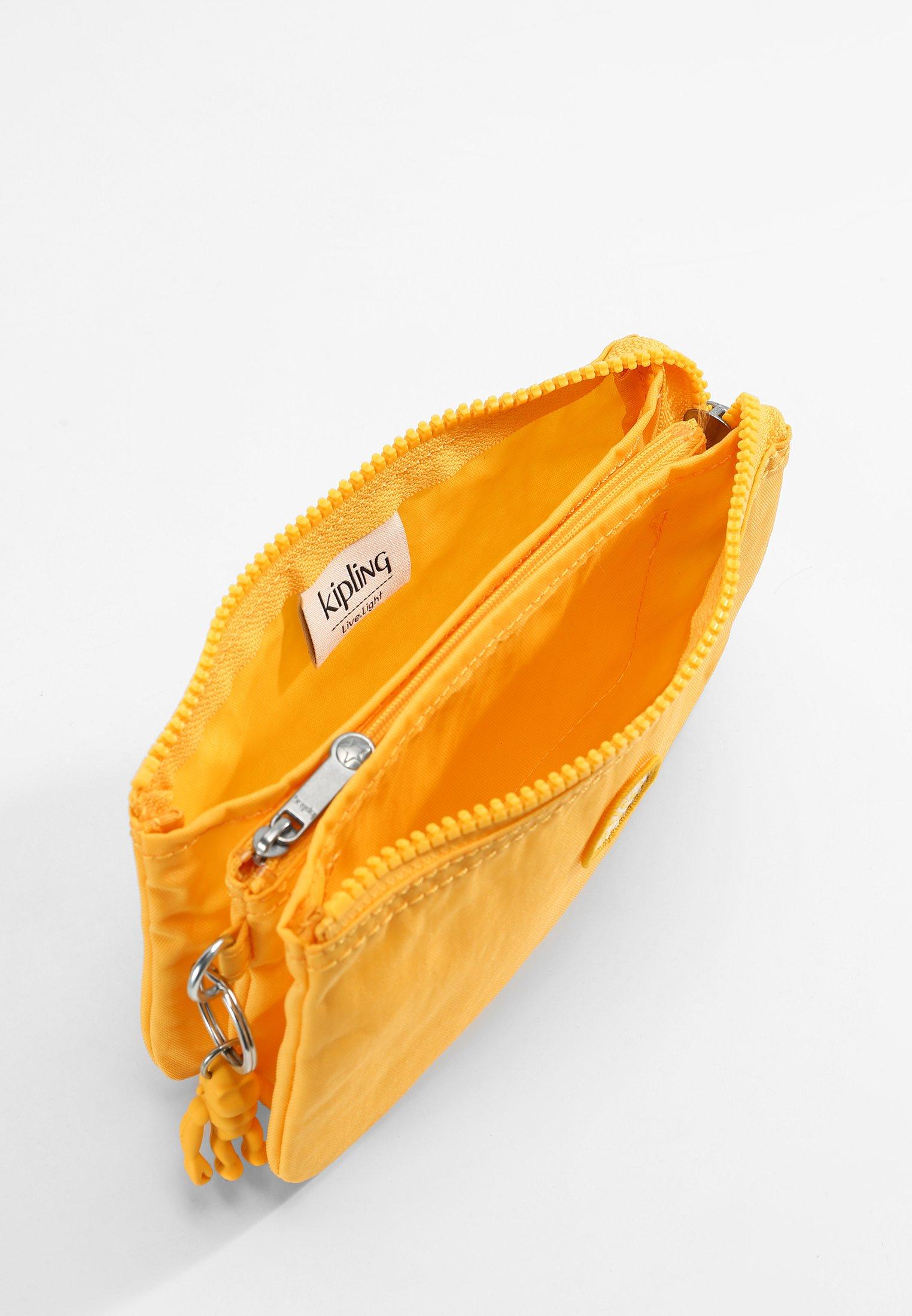 Kipling Creativity L - Geldbörse Vivid Yellow