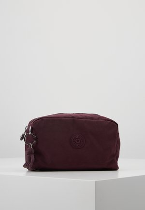GLEAM - Kosmetiktasche - dark plum