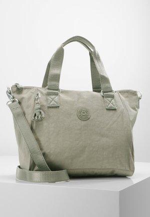 AMIEL - Handbag - seagrass