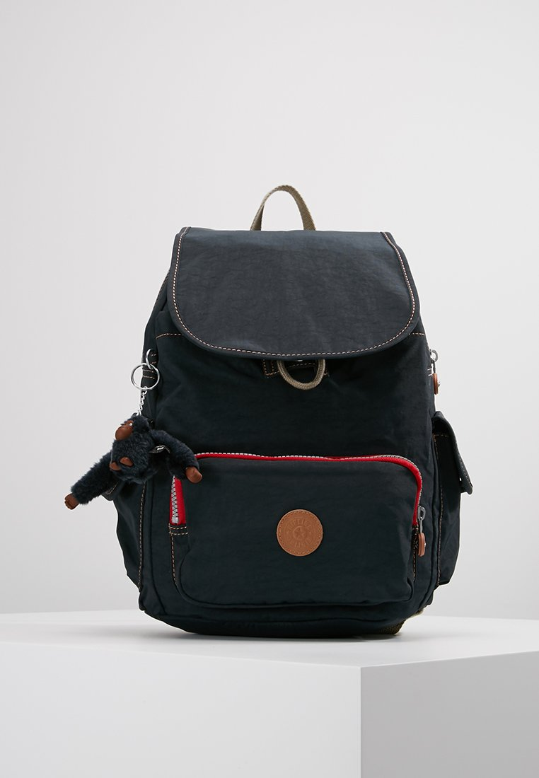Kipling - CITY PACK S - Mochila - true navy